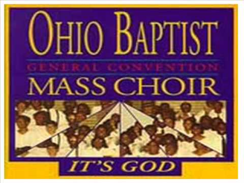 Ohio Baptist General Convention Mass Choir   Anointing