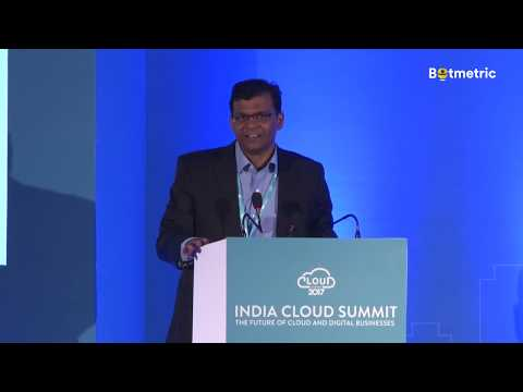 India Cloud Summit 2017- Story of India's Moon Shot by Rahul Narayan (Founder, TeamIndus)