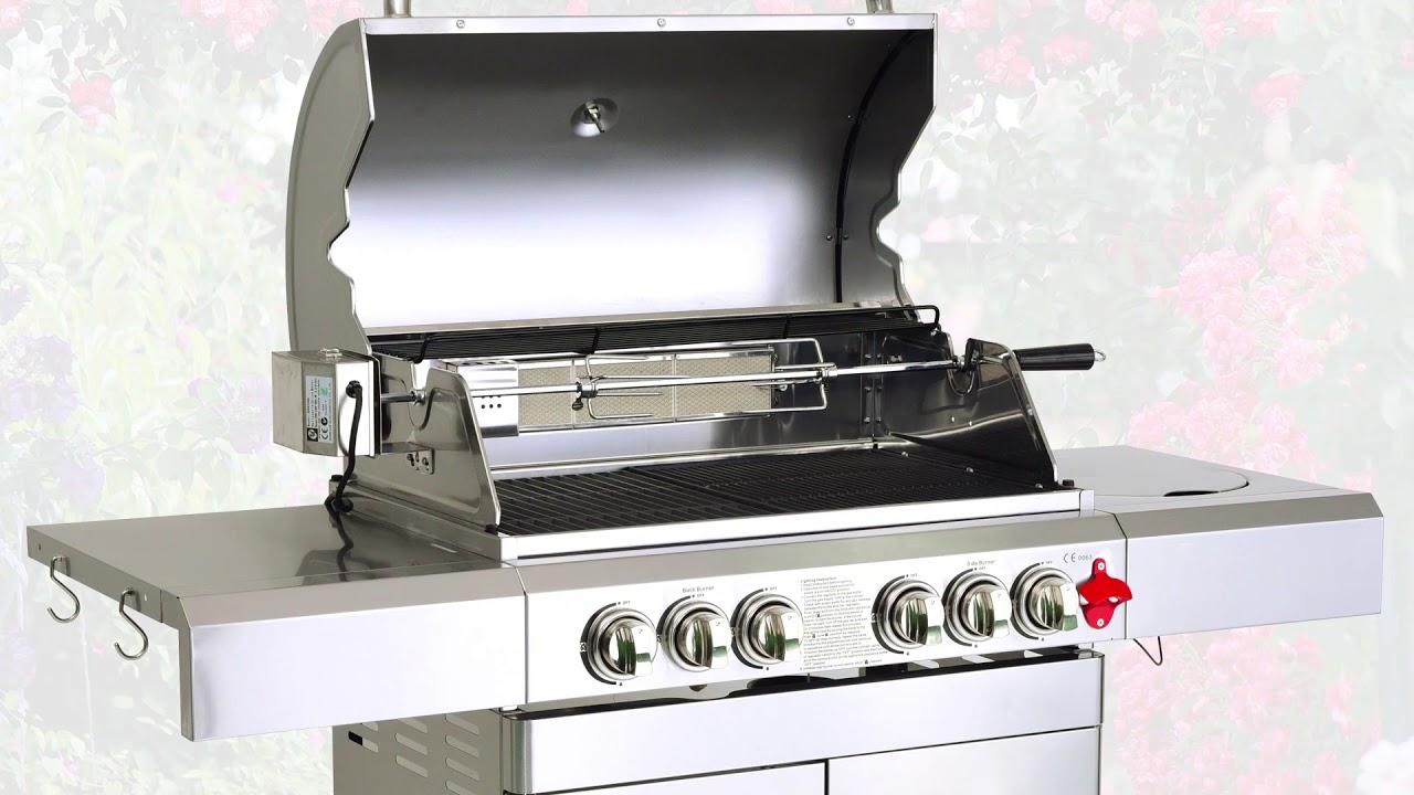 Barbecue Gaz Et Plancha ? meilleurs barbecues à gaz 2020 - guide d'achat