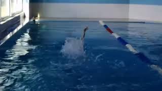 Геленджик Плавание Бассейн на ул. Шмидта , 2 года тренировок.