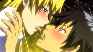 Top 10 Hottest  Most Epic Anime Kiss Scenes Of All Time HD