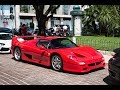 Supercars of Monaco 2017 - F1 WEEKEND DAY 4 - McLaren F1 AgeraR F50 and more !