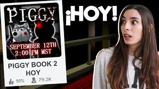 ESPERANDO PIGGY BOOK 2 CHAPTER 1 EN ROBLOX CON @Chocoblox