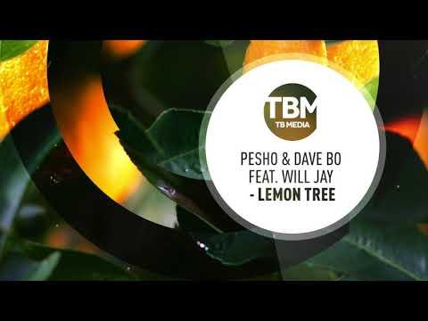Pesho & Dave Bo - Lemon Tree (feat. Will Jay) (Official)