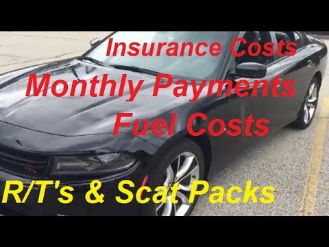 Financial Analysis  / Buying a Challenger / Charger RT or Scatpack - Insurance - Fuel - Payment