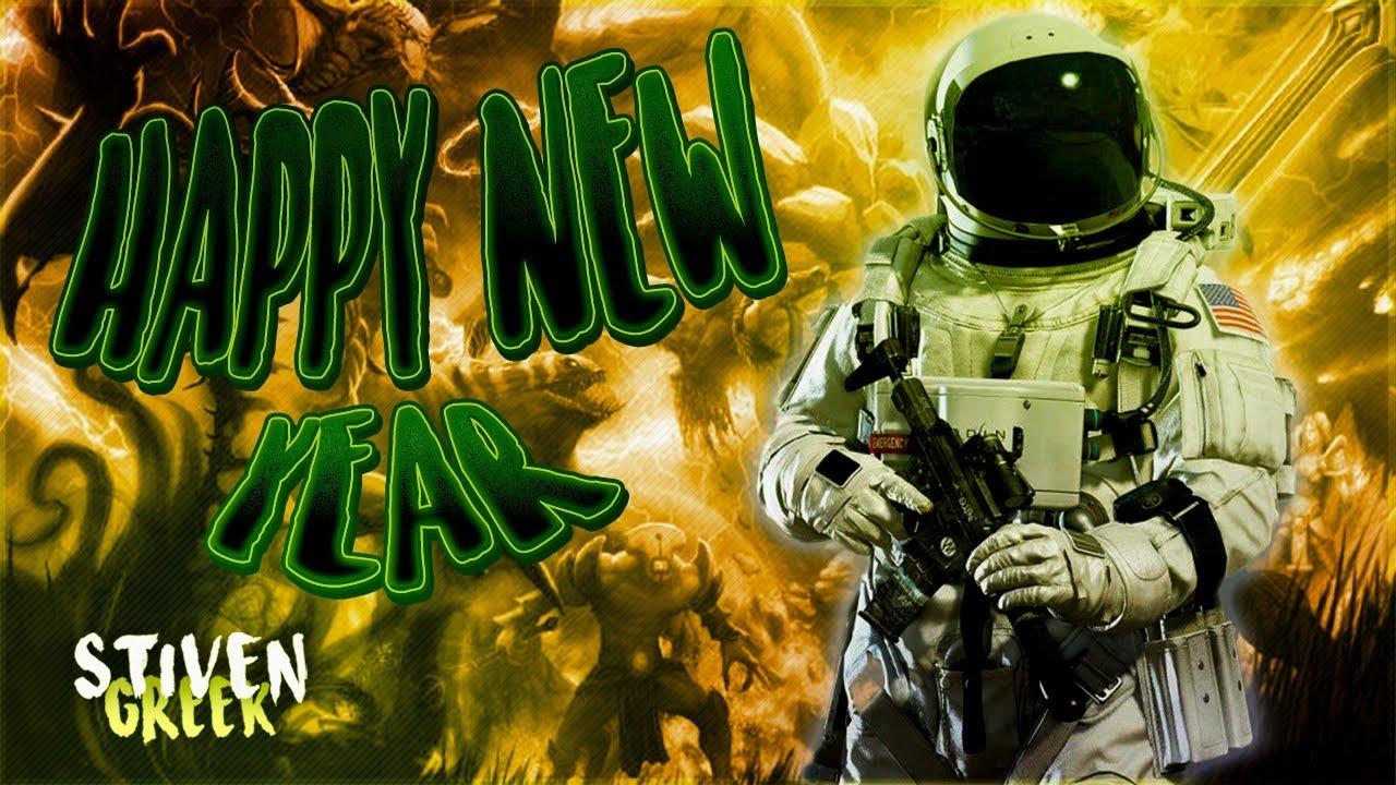 Feliz Ano Nuevo 2018 Te Lo Desea Stivengreek Juegos Gratis Para