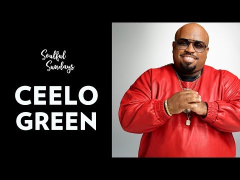 CeeLo Green On Trap Music Origins, Best Feature & Gold Guy Mystery | Soulful Sundays