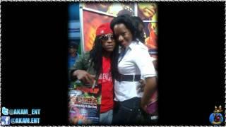 Khago Ft. Foxy Brown - Dem No Bad Like Mi (Sizzla Diss) June 2012