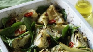 David Herbert's Roast Fennel Salad