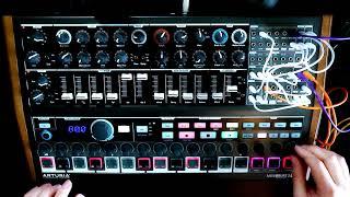 Arturia Minibrute 2S - One Box Techno Jam