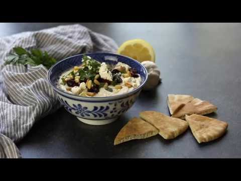 The Gourmet Kitchen Recipe: Loaded Hummus