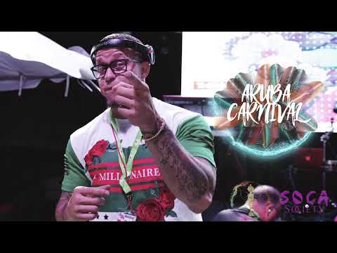 DJ WHITE BOY -  ROAD JAM | ARUBA | RIDDIM