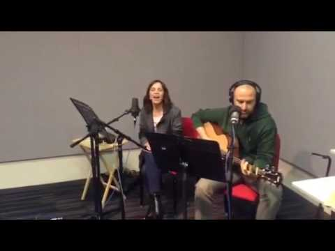Painted On Water performing on WBEZ Worldview