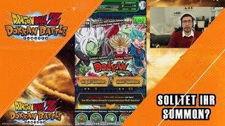 Fusion Zamasu & Trunks Banner: Solltet ihr summonen? DragonBall Dokkan Battle [Deutsch]