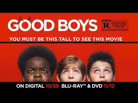 Good Boys   Trailer   Own It Now On Digital, Blu-ray & DVD