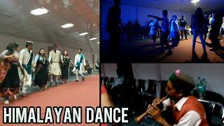 Himalayan Dance- Games, Entertainment & Dance- veena world tour at Manali