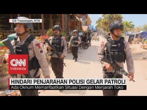 Hindari Penjarahan, Polisi Gelar Patroli di Gili Trawangan Mp3