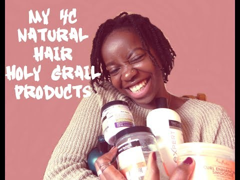 MY FAVORITE PRODUCTS(Part 1)|| Being Natural in (South) Africa || Zimbabwean Youtuber