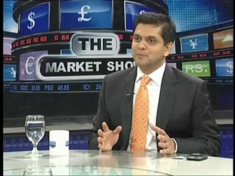 TARIQUE KHAN JAVED DISCUSSING DEMATUALIZATION OF KARACHI STOCK EXCHANGE.   WITH SHAHZAD CHAMDIA