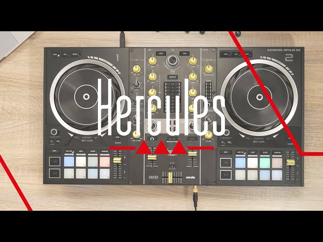 Customize Your DJControl Inpulse 500 | Hercules