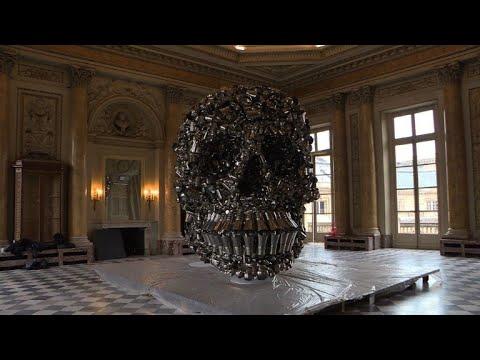 Paris opens retrospective on Indian art superstar Subodh Gupta