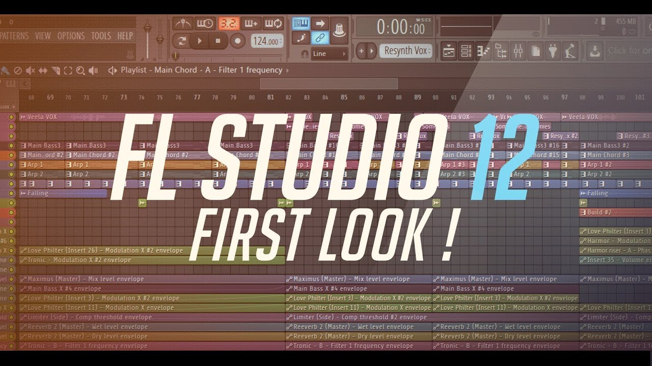 fl studio 11 free download full version crack mac