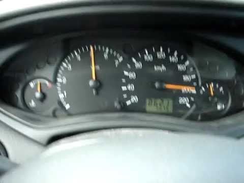 Ford Focus Top Speed Velocidade Maxima 1 6 8V 200 km