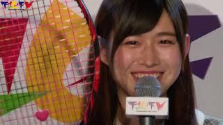 2018年4月19日放送 アシスタントMC:#佐藤朱(#AKB48 Team 8) #下北...