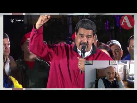 La maldición del petróleo en Venezuela y la intervención norteamericana en América Latina: Meyer