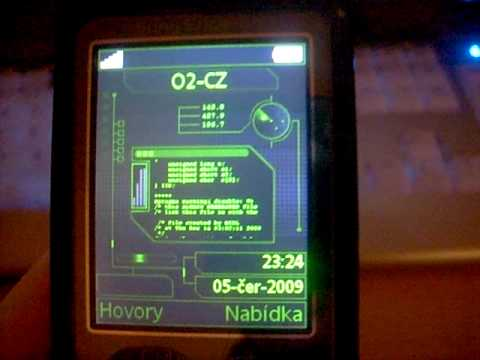 Sony Ericsson K800i virus image