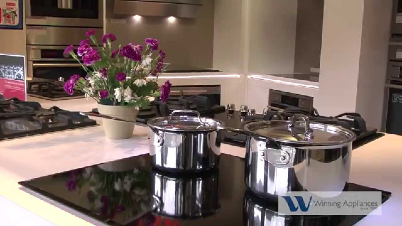 The latest kitchen appliance trends miele youtube for Latest trends in kitchen appliances