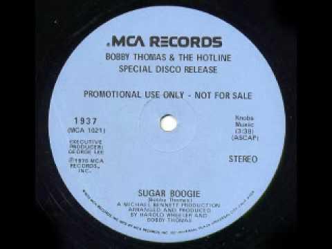 Bobby Thomas & The Hotline - Sugar Boogie