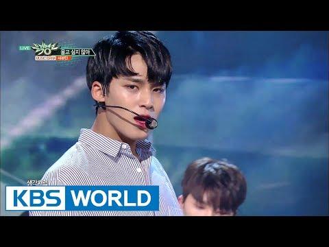 SEVENTEEN - Don't Wanna Cry | 세븐틴 - 울고 싶지 않아 [Music Bank / 2017.06.16]