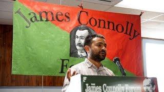Bhaskar Sunkara at the James Connolly Forum