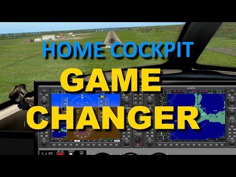 Home Cockpit Game Changer