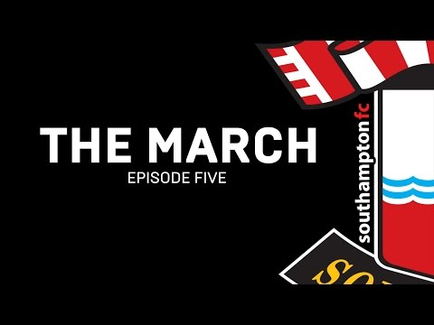 THE MARCH: In safe hands