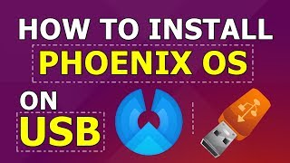 how to install Phoenix OS on pc VLIP-VLIP LV