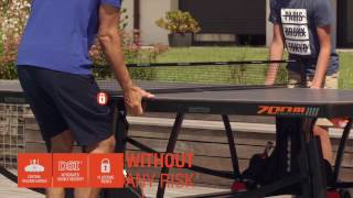 Cornilleau 700M Outdoor Crossover Table Tennis by Thailand Pool Tables