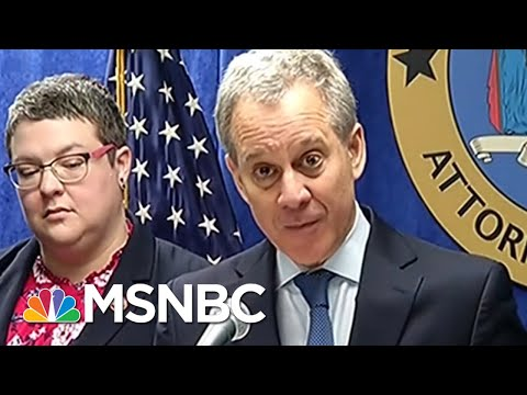 The Hypocrisy Of Attacking Eric Schneiderman And Not President Donald Trump | Morning Joe | MSNBC