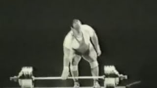 1962 World and European Weightlifting Championships, +90 kg class.