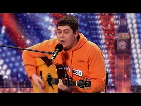 Michael Collings - Britains Got Talent 2011 Audition