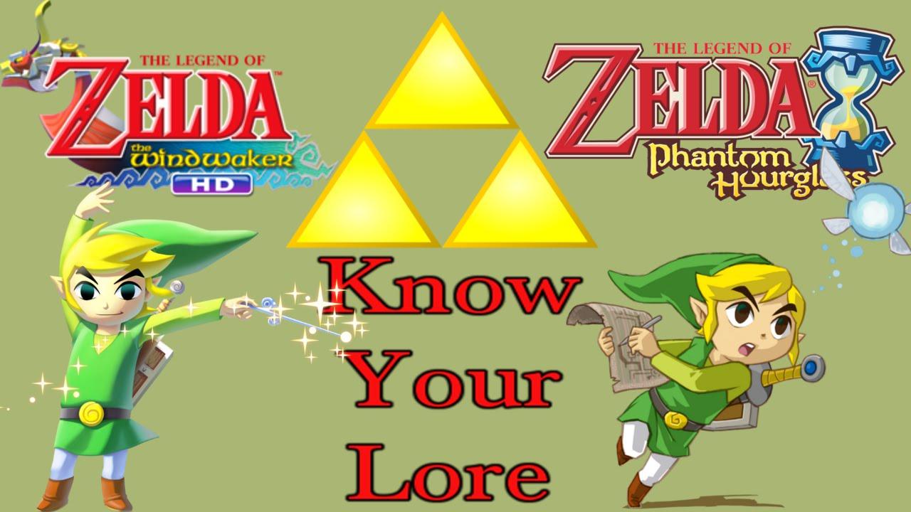 Legend of zelda lore