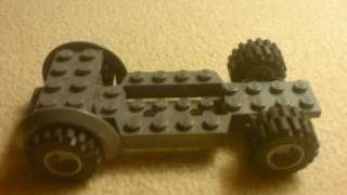 how to make 2 cool lego cars!!