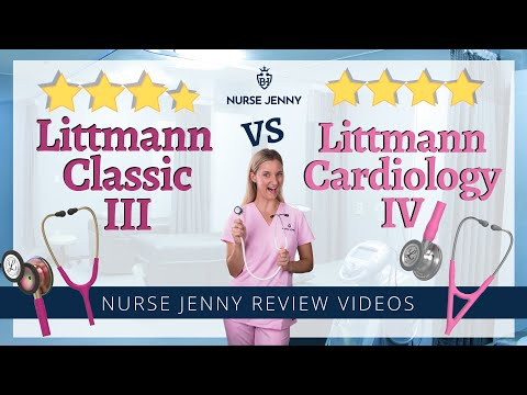 Littmann Classic III Vs Littmann Cardiology IV