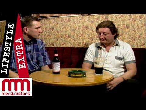 Vinnie Jones interviews Eric Bristow, Professional Darts Player