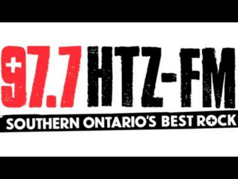 CHTZ 97.7 Hitz FM Niagra Falls-St Catherine ON - 1986