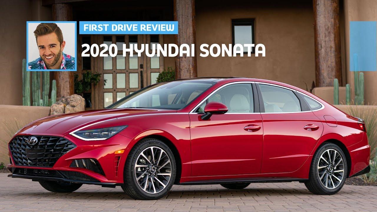 2020 Hyundai Sonata First Drive Review Youtube