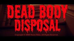 NECRO - 'DEAD BODY DISPOSAL' OFFICIAL VIDEO Starring PETER GREENE