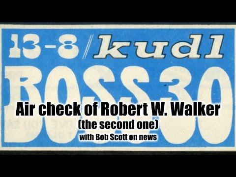 KUDL/Kansas City, Robert W. Walker, May 7, 1970