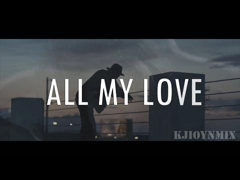 Cash Cash – All My Love (feat. Conor Maynard)[Lyric Video]